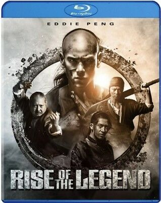 Rise Of The Legend Blu-ray