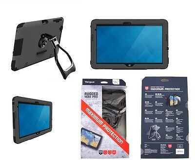 Targus SafePort Rugged Max Pro Case for Dell Venue 11 Pro Models 7130 / 7139 NEW