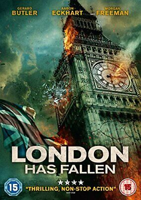 London Has Fallen [DVD] [2016] - DVD  UMVG The Cheap Fast Free Post
