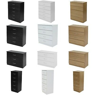 Chest of drawers draws Bedroom furniture Hallway storage Boldon range