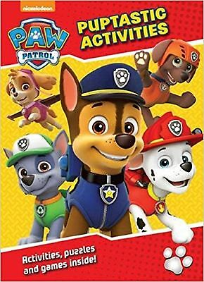 Paw Patrol Activity Book - New