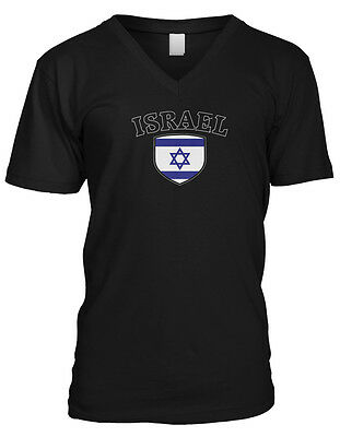 Israel Star Of David Symbol Country Israeli Jewish State ISR IL Am Men/'s Thermal