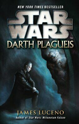 Star Wars: Darth Plagueis by Luceno, James Book The Cheap Fast Free Post