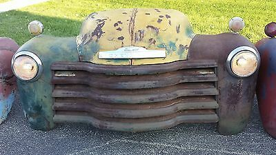 """1950's CHEVY Truck Automotive Wall Art Retail Display """"Watch Video"""""""