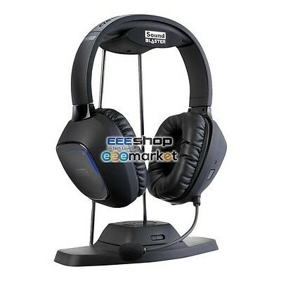 Creative Labs Sound Blaster Tactic3D Omega Wireless, Headset 70GH013000003