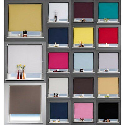 Sunlover Thermal Blackout Roller Blind