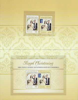 Royal Christening Booklet, perfect condition.
