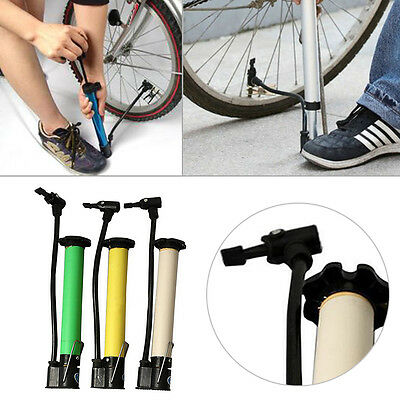 Mini Portable Hand Inflatable Air Tyre Tire Pump for Bicycle Bike Cycling XC