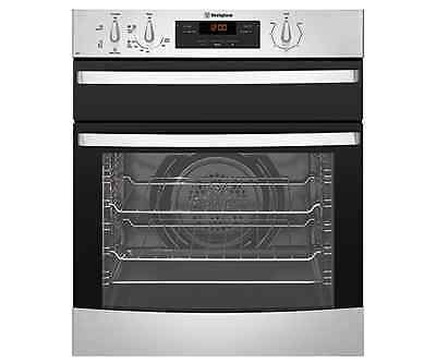 Westinghouse WVE655S Stainless steel 60cm multifunction 5 underbench oven