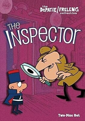 The Inspector (The DePatie / Freleng Collection) [New DVD]