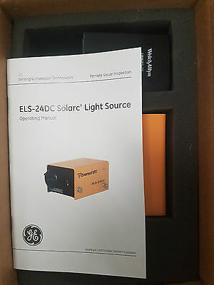 Welch Allyn/GE ELS-24DC Solarc Light Source. Fedex Shipping