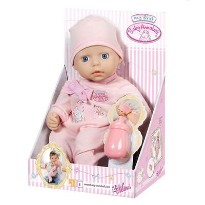 Zapf Creation My First Baby Annabell Lets Play Doll