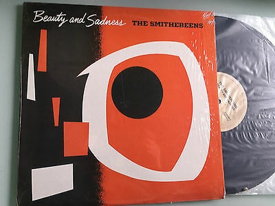 LP    The Smithereens ‎– Beauty And Sadness