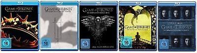 Game of Thrones Staffel 2-6 (2+3+4+5+6) Blu-ray Set NEU OVP
