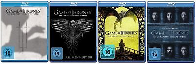 Game of Thrones Staffel 3-6 (3+4+5+6) Blu-ray Set NEU OVP