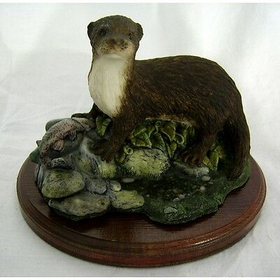 Otter, Soli Deo. Made in Orkney Scotland WL10