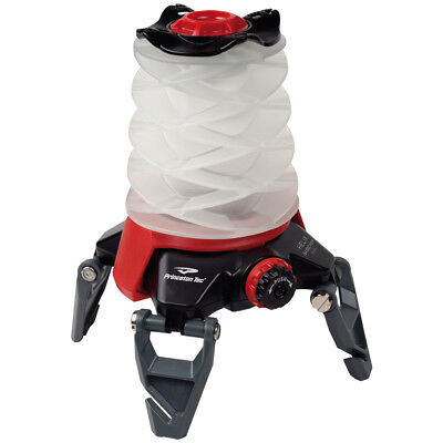 Princeton Tec Helix Basecamp Collapsible Lantern Telescopic Lamp Light Black Red