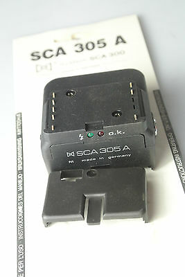 # 0756  Metz SCA 305 A TTL Multi Connecting cable for system SCA 300