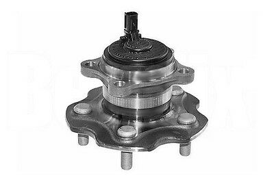 Vetech Rear Wheel Bearing And Hub Spare Replacement Part For Toyota Avensis