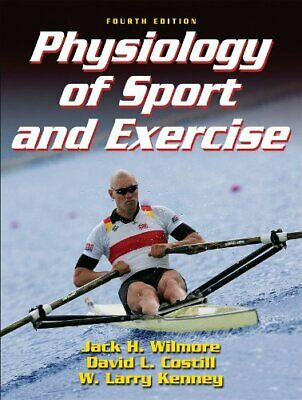 Physiology of Sport and Exercise by W. Larry Kenney Hardback Book The Cheap Fast