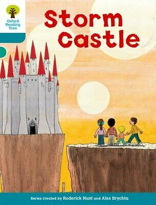 Oxford Reading Tree: Level 9: Stories: Storm Castle by Hunt, Roderick Paperback