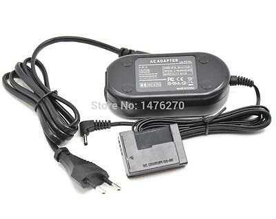 NB-10L Power charger ACK-DC80+DR-80 dummy battery for Canon G16 G3X SX50 SX60