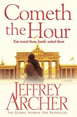 Cometh the Hour (The Clifton Chronicles), Archer, Jeffrey Book The Cheap Fast