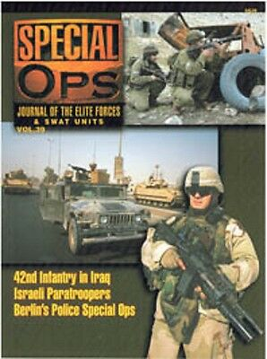 Special Ops: Journal of the Elite Forces & SWAT Units Vol. 39 Task Force  NEU
