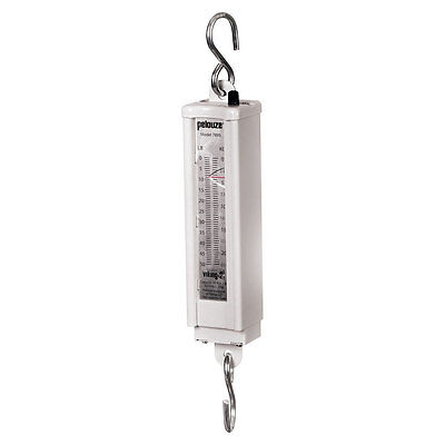 Pelouze Hanging Scale - Model 7895, lb/kg