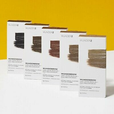 WunderBrow- The Perfect Eyebrows 5 COLOURS 100% ORIGINAL, MONEY BACK GUARANTEE