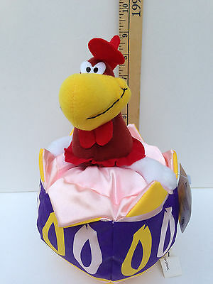 Foghorn Leghorn Looney Tunes Stuffed Plush Collectible Novelty NWT 1997 Rare