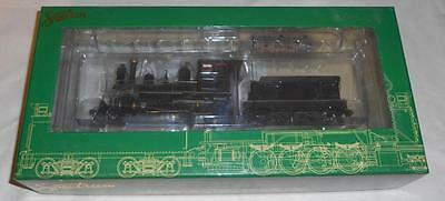 Bachmann Spectrum # 28303 DCC On30 4-4-0 American Steam Loco & Box