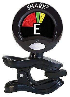 Snark Tuner Clip On Chromatic for guitar and violin  SN-5X NEWEST VERSION