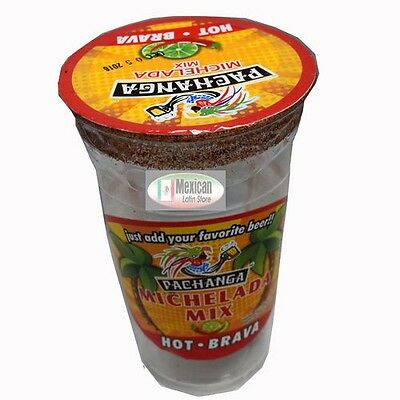 Michelada Mix Hot-Brava Cup  Just add your favorite Drink 1 cup deal