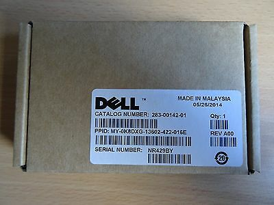 Dell K8DXG FTLF8528P3BCV-FC SFP+ 8Gb Fibre Channel GBIC Transceiver Module New