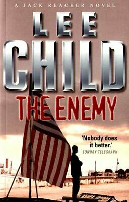 Enemy, The (Jack Reacher 08) by Child, Lee Book The Cheap Fast Free Post