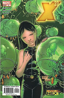 X-23 #5 - Origin Story Marvel Next - (High Grade) 2005