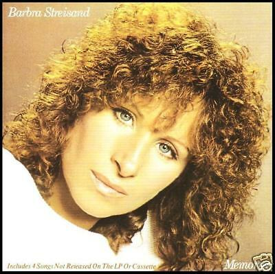 BARBRA STREISAND - MEMORIES CD ~ 70's CLASSIC ~ EVERGREEN : A STAR IS BORN *NEW*