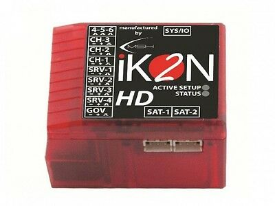 iKON2 iKON2003 HD Flybarless System Flight Controller 2003