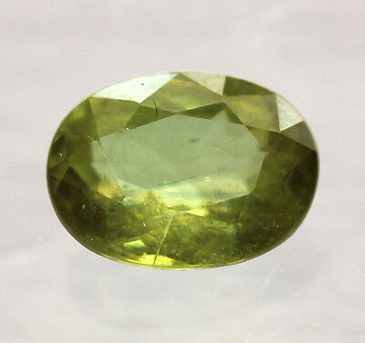 2,27 ct Superbe Peridot du Pakistan