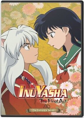 Inuyasha the Final Act: Complete Series [New DVD] Boxed Set, Dolby, Subtitled