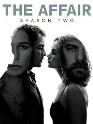 The Affair: Season Two [New DVD] Boxed Set, Dolby, Subtitled, Ac-3/Dolby Digit