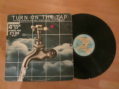 Turn On The Tap ~ Bob James Mongo Santamaria Richard Tee Wilbert Longmire ~ 12""