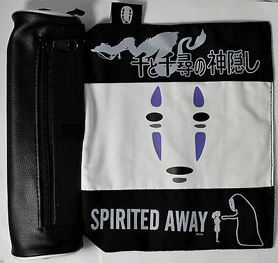 Spirited Away | The No-Face Pencil Case (Perfect School & Office Accessory Gift)