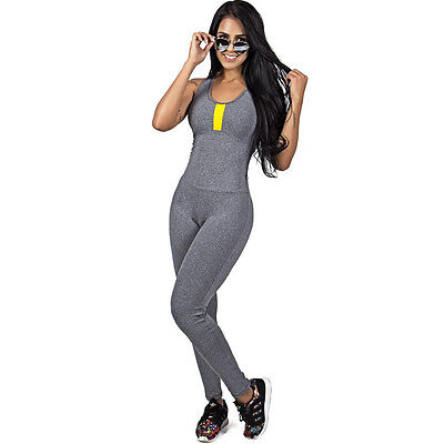 Women New Slim O Neck Body tracksuit Trousers Ladies Track Suits Run/Yoga