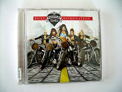 The Pussycat Dolls Doll Domination CD 2008 When I Grow Up, I Hate This Part S2