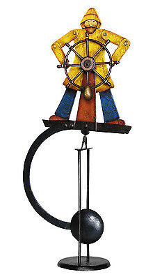 AUTHENTIC MODELS Helmsman Sky Hook Balance Toy Nautical Antique Reproduction
