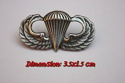 Insigne para US (fixation type pin's)Post WW2