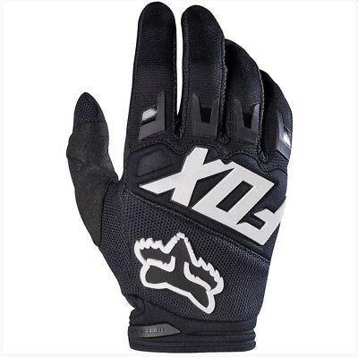 Fox Dirtpaw Motocross Mx Gloves Black Youth