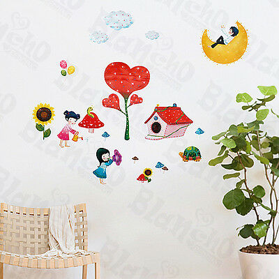 Playground - Wall Decals Stickers Appliques Home Decor